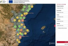 """Soler: """"El portal web de geolocalització permet valorar la gran quantitat d'inversions realitzades en la Comunitat Valenciana gràcies als fons europeus"""""""