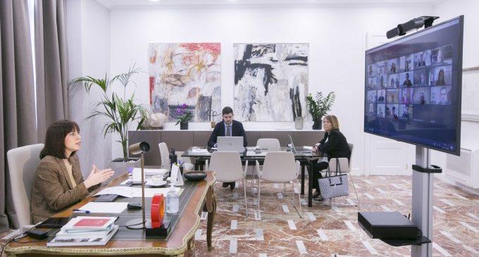 Gandia impulsa un pla de desescalada que modernitza l'Ajuntament i garanteix la seguretat de funcionaris i ciutadans