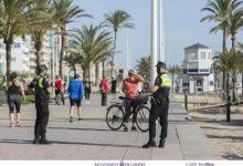 La Policia Local imposa 124 sancions durant el cap de setmana