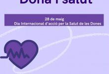 Espai Dona planteja, per a maig, activitats virtuals relacionades amb la dona i la salut