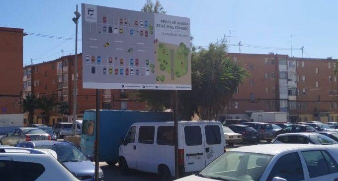 L'Ajuntament adjudica les obres de l'aparcament enfront de l'entorn de les coves i la Torre de Paterna