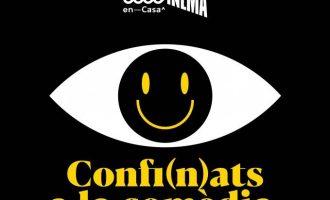 El Centre del Carme convida a gaudir del cinema a casa amb 'Confi(n)ados a la comedia'