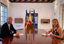 La Diputació de València y CEV Valencia colaborarán para impulsar el desarrollo económico y empresarial en la provincia