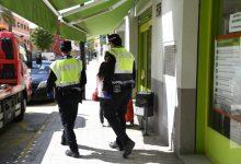 La Policia Local de Paiporta vigila el compliment de la normativa de mobilitat davant l'inici de la fase zero de desconfinament