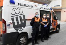 Protección Civil de Paiporta realiza 522 servicios en apoyo sanitario y alcanza las 2.500 horas de dedicación