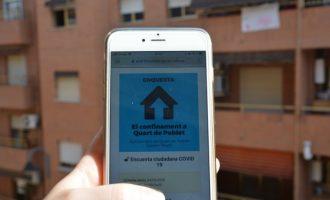 Más de 300 vecinos y vecinas de Quart de Poblet ya han participado en la encuesta ciudadana sobre el confinamiento