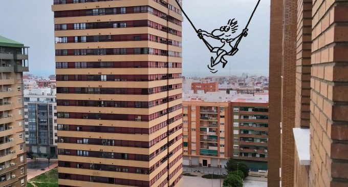 El Centre del Carme prepara una mostra amb les il·lustracions de 'Des de la meua finestra' realitzades durant el confinament