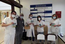 Paterna col·labora amb l'empresa Trolli en el repartiment de 6.400 bosses de llepolies donades a centres hospitalaris