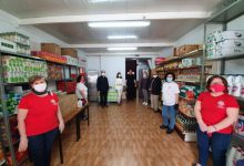 El Centre Comercial Factory Bonaire dona 8 tones d'aliments a Càritas Aldaia