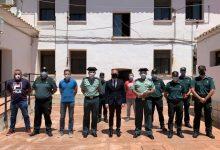 El president de la Diputació agraeix el treball de la Guàrdia Civil durant la pandèmia