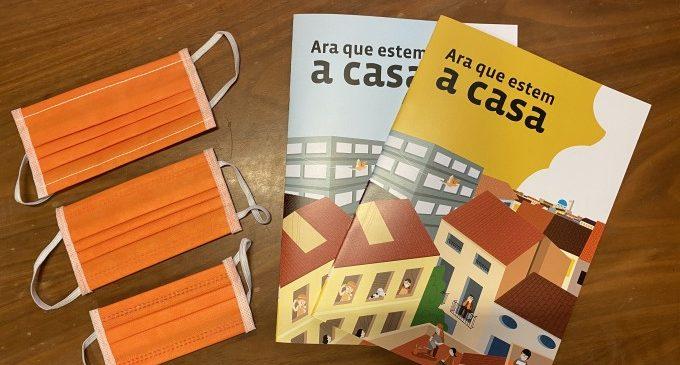 L'Ajuntament de Carcaixent repartirà mascaretes per a l'alumnat d'infantil i primària