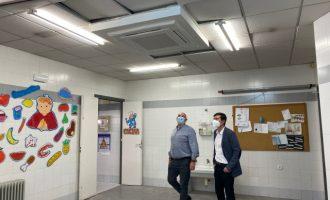 Burjassot realiza diferentes mejoras en sus Escuelas Infantiles Municipales
