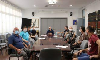 El Ayuntamiento de Quart de Poblet se reúne para decidir las medidas de seguridad del sector comercial