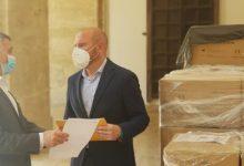 La Diputació reparte 200.000 mascarillas más entre los municipios valencianos