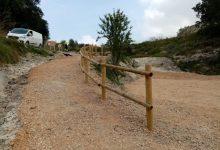 Finalitzen les obres de restauració d'espais degradats d'Ademuz i Otos