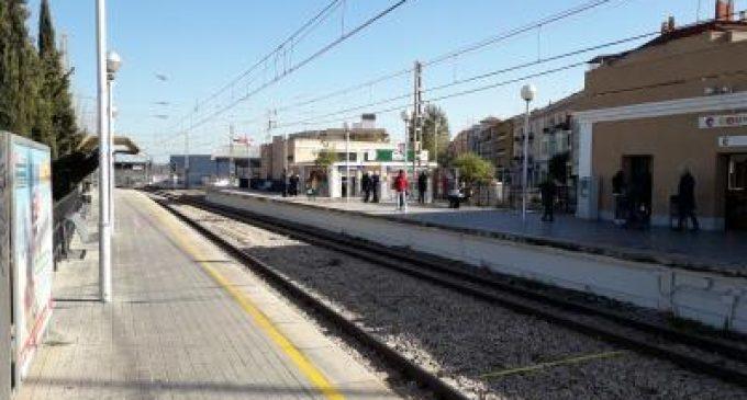 El Grup Municipal Socialista de Paiporta celebra la licitació d'FGV per a realitzar el pas inferior de l'estació de metro del municipi