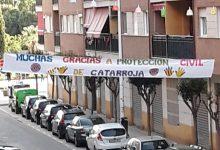Protecció Civil de Catarroja ha fet felices a més de 200 famílies durant la quarantena