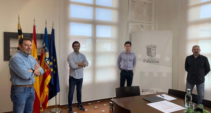 L'empresa paternera Andreu Barberá SL dona a l'Ajuntament 9.000 EPIs