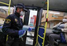 Paterna se suma hui i demà al repartiment de mascaretes als mitjans de transport públics