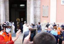 """Puig recorda a l'Arquebisbat que """"les normes són per a tots"""" després de l'exhibició de la verge al públic"""