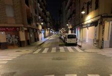 València continua renovant l'enllumenat públic