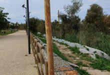 El Anillo Verde de Alzira, zona de esparcimiento y de aprendizaje natural