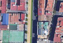 Dos carriles de circulación de la avenida del Puerto se destinarán a espacio peatonal