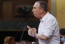 Compromís busca que el Congrés force al Govern a presentar la seua proposta per a reformar el finançament autonòmic