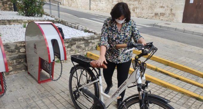 El servicio de préstamo de bicis eléctricas de Ontinyent ya tiene reglamento