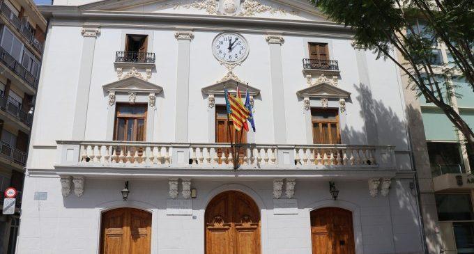 Torrent aprova el projecte de restauració de la façana de la Casa de la Cultura