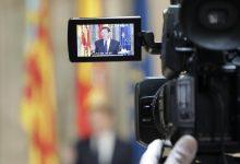 En Directo: Ximo Puig comparece para presentar el informe 'La superació de la crisi de la COVID-19'
