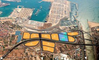 """EUPV portarà al Congrés les adjudicacions d'obres de la ZAL i critica que el port """"actua d'esquena"""""""