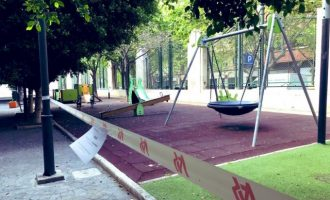 La Policia Local realitza 129 propostes de sanció des de l'1 de maig en parcs i jardins