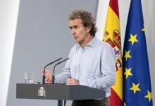 Simón dice que será el ministro de Sanidad quien tome la decisión de las CCAA que pasan a la siguiente fase