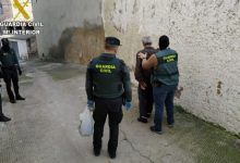 Detingut un home a Tuéjar (València) per pintades ofensives contra la Guàrdia Civil
