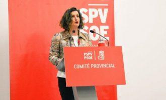 """El PSPV exige unidad a los partidos para la implantación """"rápida y efectiva"""" del ingreso mínimo vital"""