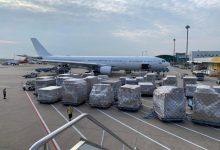 Arriben els avions 23 i 24 de l'operació 'Ruta de la seda' amb 90.000 mascaretes