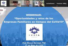 """El 75% de les empreses familiars valencianes ja està invertint per a ser """"més potents"""" després de la Covid-19"""