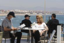 Uno de cada tres hosteleros de València abren en la primera semana de fase 1 a pesar del