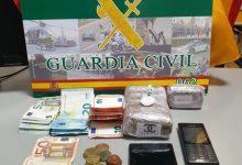 Dos detinguts per drogues en la pedania de Borbotó que no respectaven la distància per Covid-19