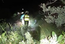 Rescatados dos excursionistas que se habían perdido en el Garbí de Albalat dels Tarongers