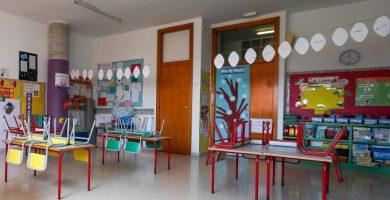 El TS revoca la decisió del TSJCV i permet a Educació baixar la ràtio d'Infantil a 23 alumnes