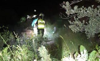 Rescatats dos excursionistes que s'havien perdut en el Garbí d'Albalat dels Tarongers