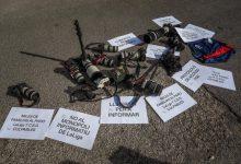 Fotoperiodistes exigeixen a València