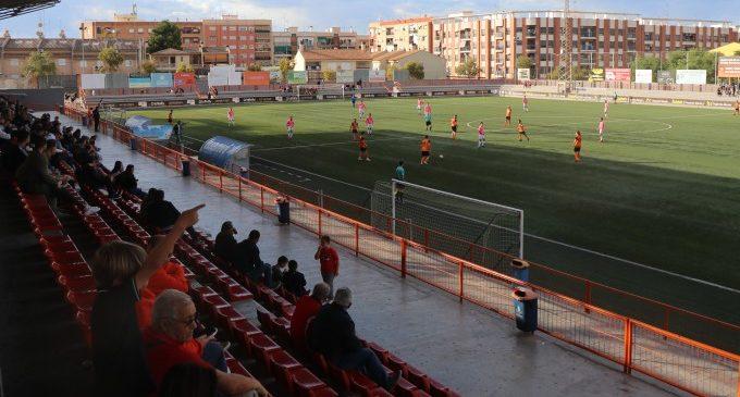 El Sant Gregori de Torrent dispondrá de dos nuevos campos de entrenamiento de fútbol 5