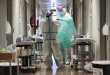 El personal sanitari contagiat es duplica en dues setmanes a la Comunitat Valenciana