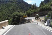 La Diputació reobrirà al trànsit la CV-363 entre Losilla i Ademuz a la fi de juliol després de la reconstrucció de la via