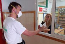 """El 24% de la població ontinyentina replega les mascaretes """"Tèxtil Ontinyent"""""""