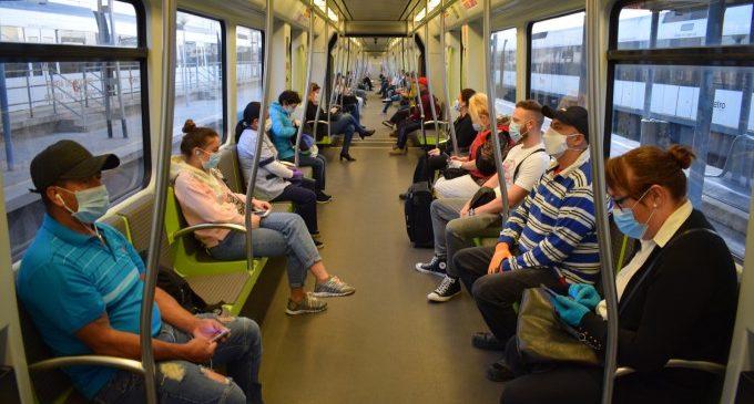 Metrovalencia recupera la normalitat a partir de l'11 de maig
