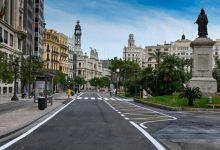 València recupera más de 20.000 metros cuadrados de espacio público por la peatonalización del centro